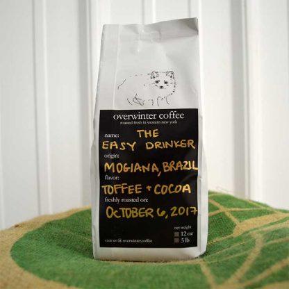 The Easy Drinker Brazil Mogiana Coffee
