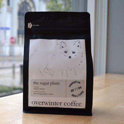 the sugar plum single origin mexico coffee beans
