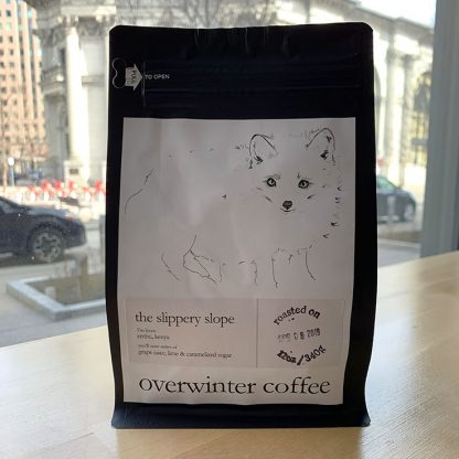 Kenya SL-28 SL-32 Embu Single Origin Coffee Whole Bean - overwinter coffee buffalo, ny
