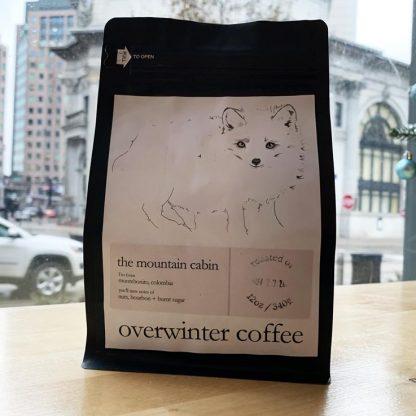 Mountain Cabin Colombia Montebonito Single Origin Coffee